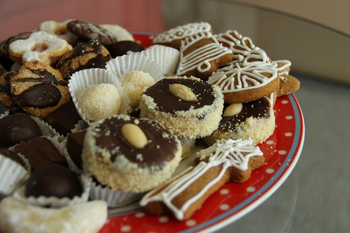 Vánoční cukroví