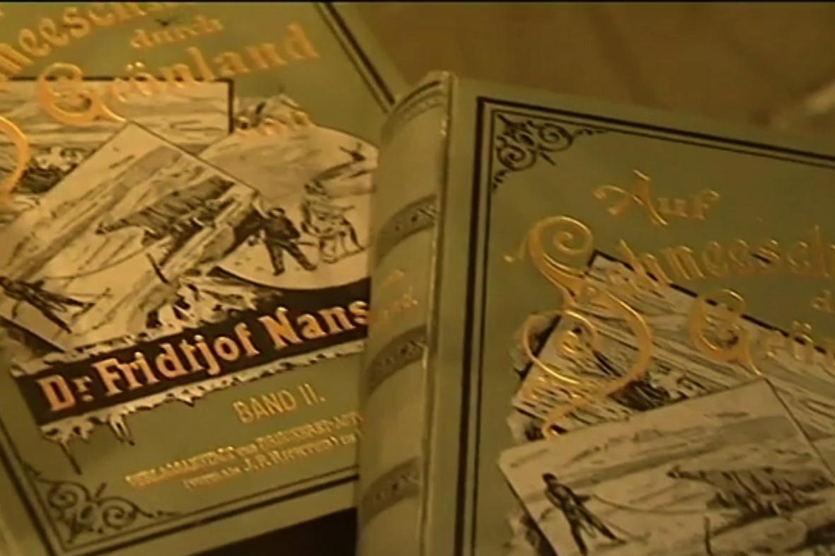 Nansenova kniha