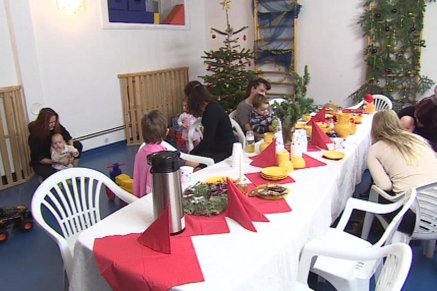 Vánoční besídka v Domově sv. Markéty