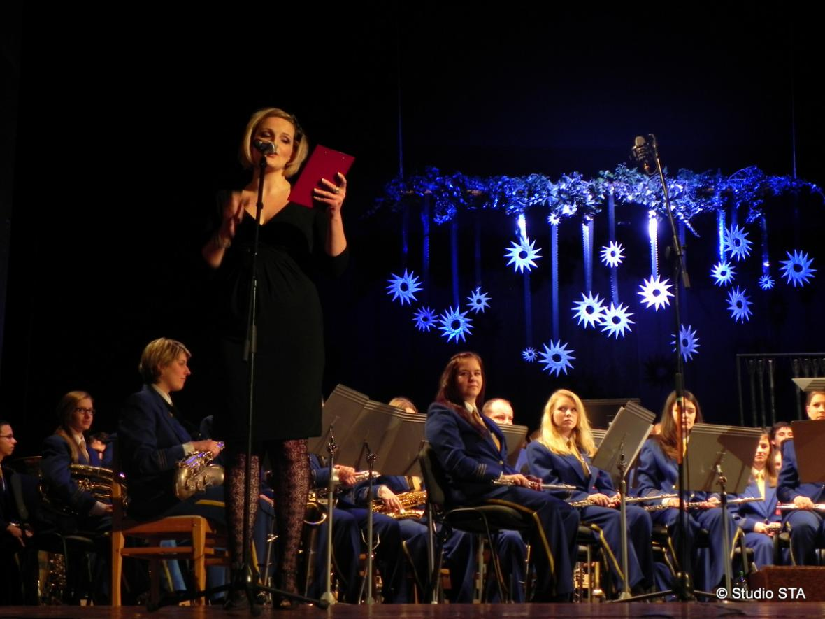 Vánoční koncert v Krnově