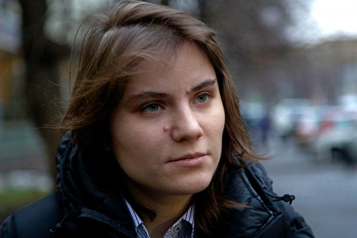 K propuštění svých kolegyň se vyjádřila i Jekatěrina Samucevičová