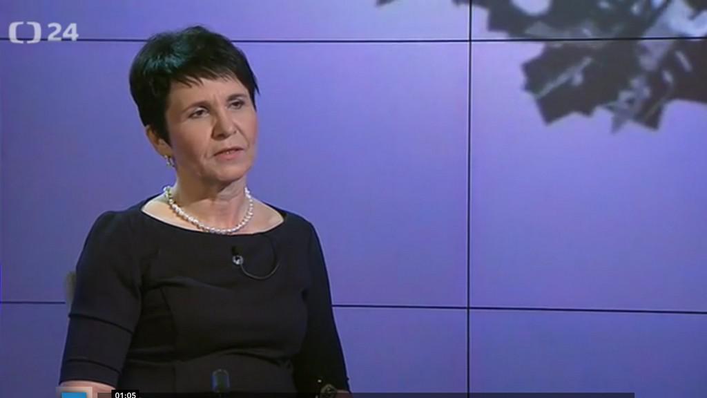 Onkoložka Katarina Petráková