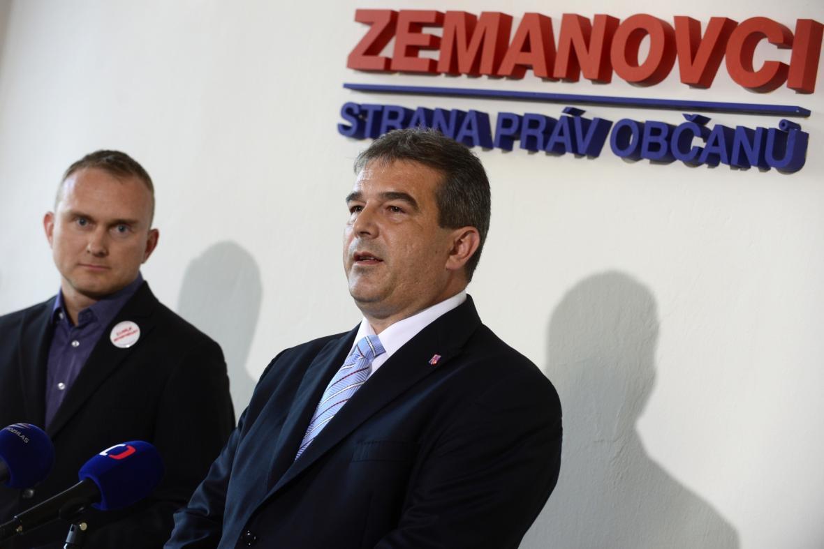 Vladimír Kruliš a Zdeněk Štengl