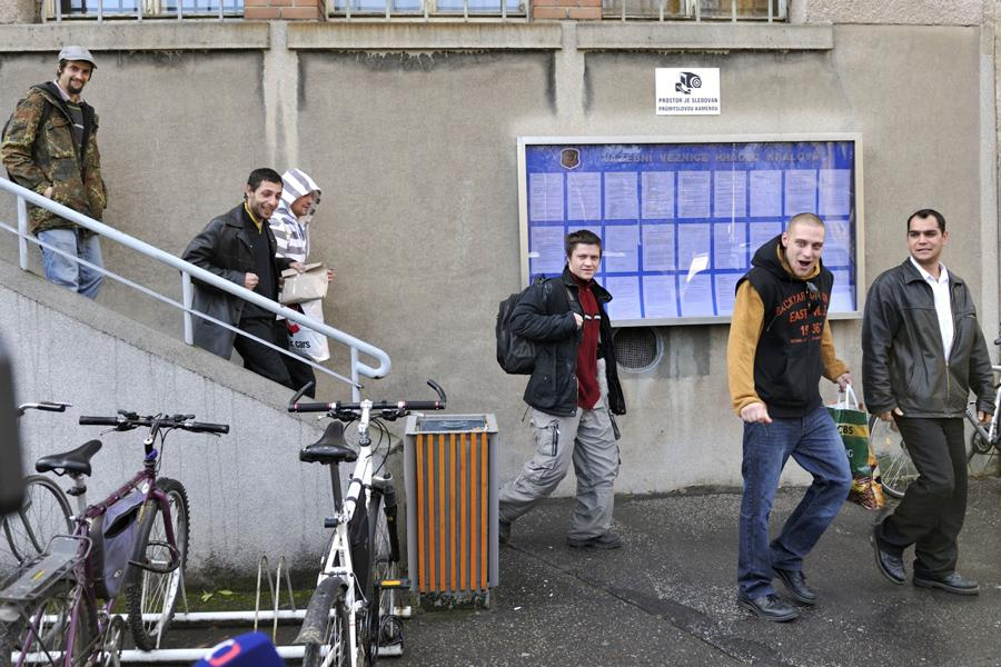 Propuštění vězni po amnestii Václava Klause
