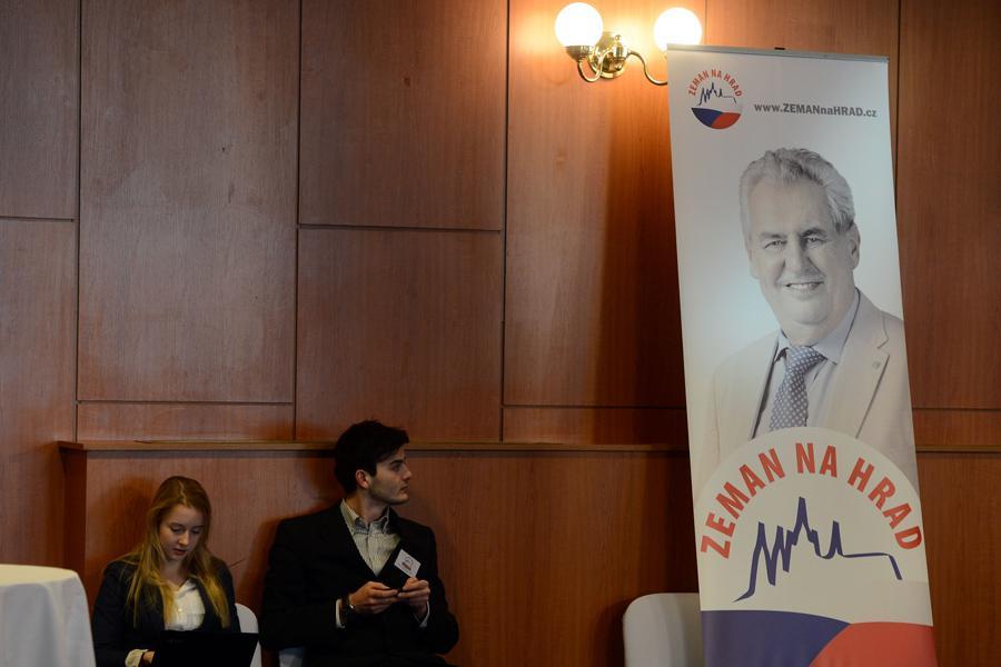 Kampaň na prezidenta ČR v přímé volbě
