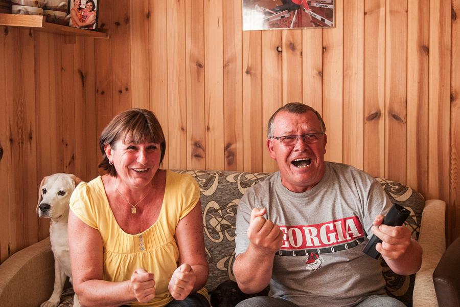 Rodiče Zuzany Hejnové