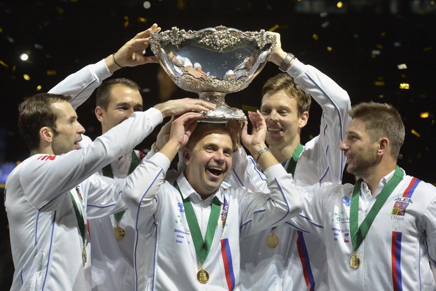 Český tenisový tým