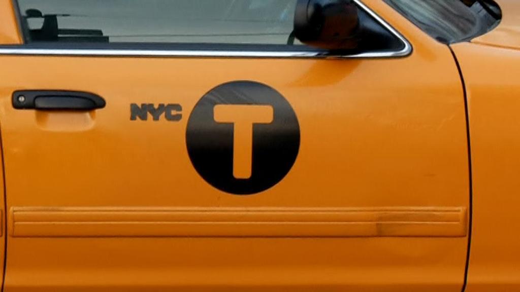 Newyorský taxík