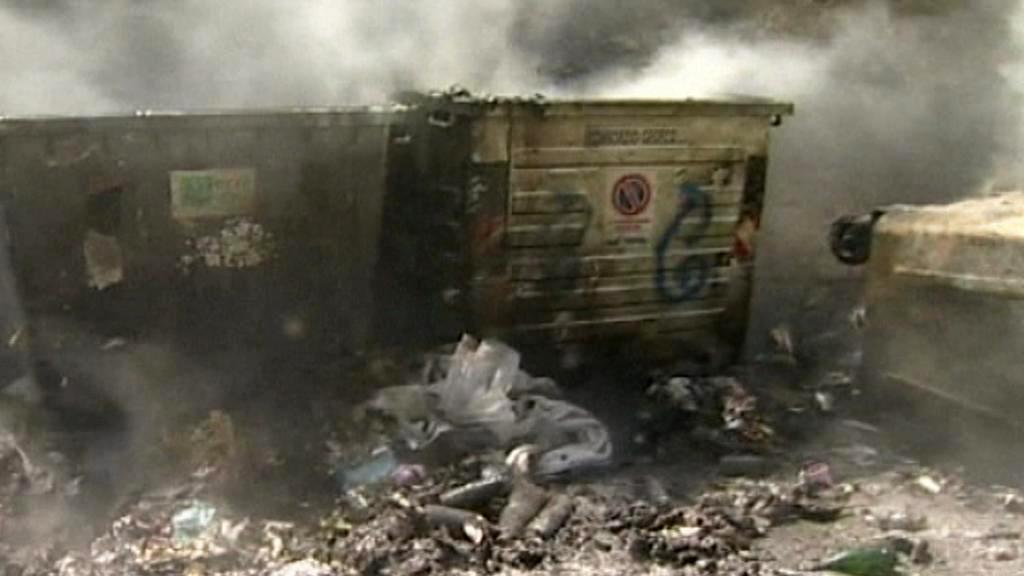 Kampánii trápí toxický odpad