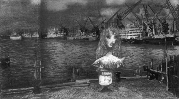 Jan Balej / Malá z rybárny