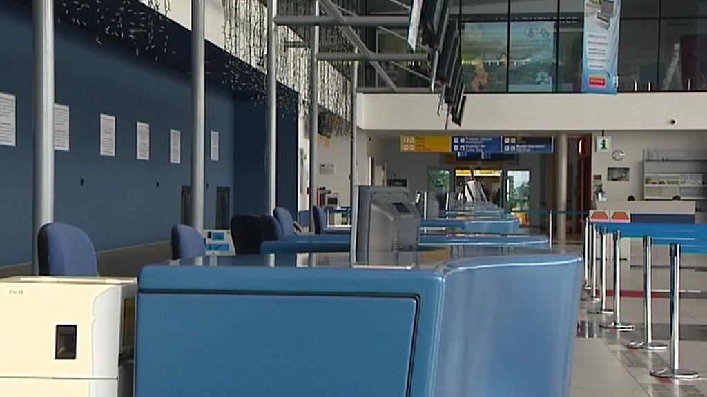 Ostravské letiště