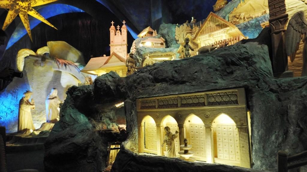 Betlém v Horní Lidči
