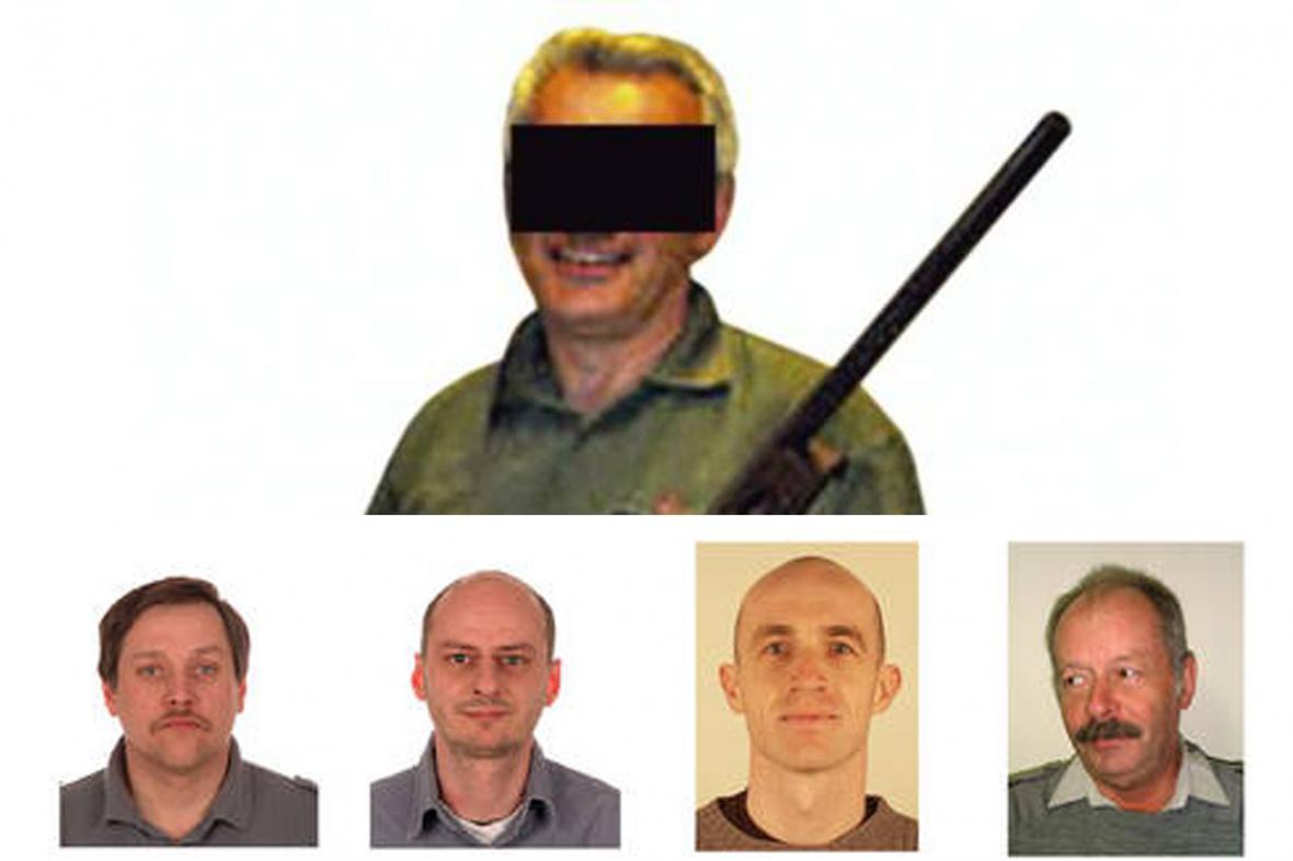 Alois Huber a jeho čtyři oběti