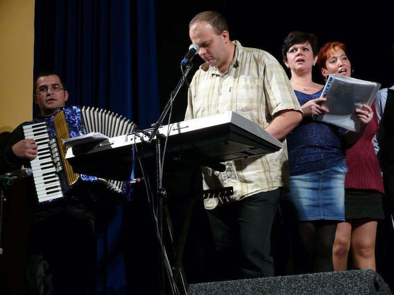 Z koncertu v Horních Beřkovicích