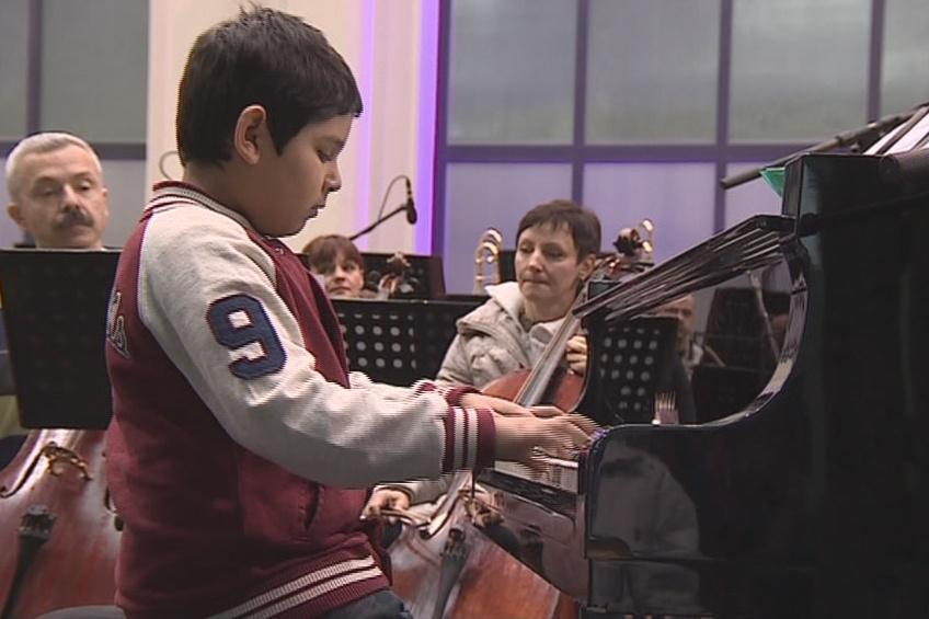 Ida Kelarová pracuje s hudebně nadanými romskými dětmi