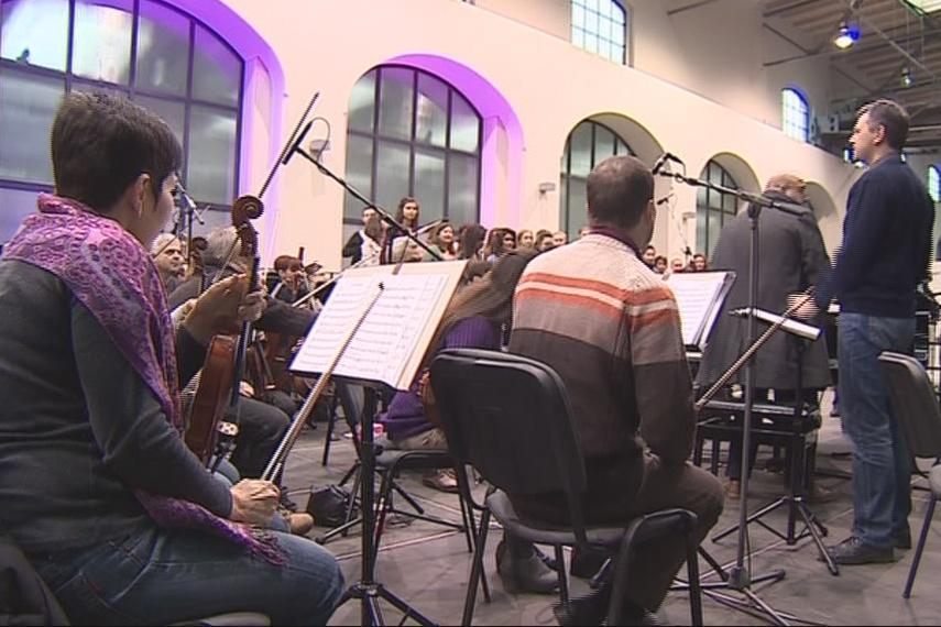 Ida Kelarová vystoupila s Filharmonií Brno