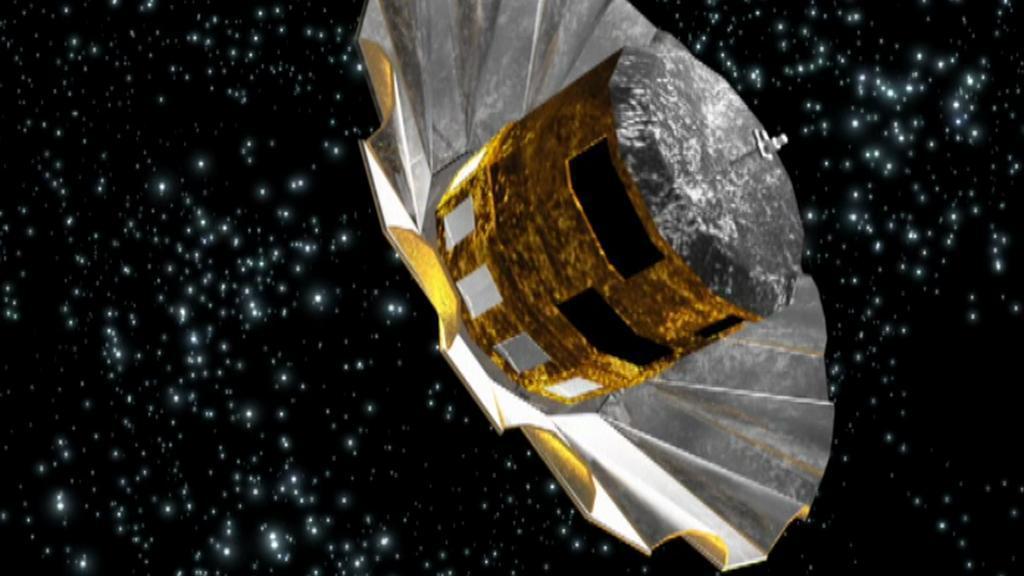 Evropská družice Gaia