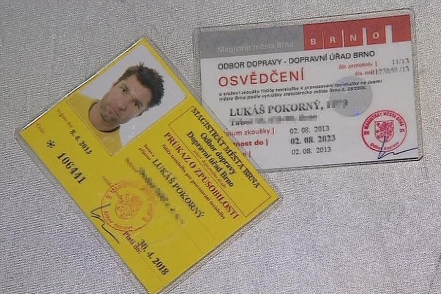Licenci zatím v Brně získalo 86 řidičů