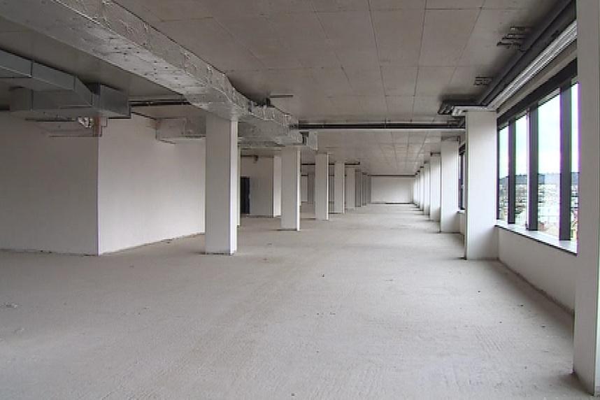 Prázdné nekomerční prostory
