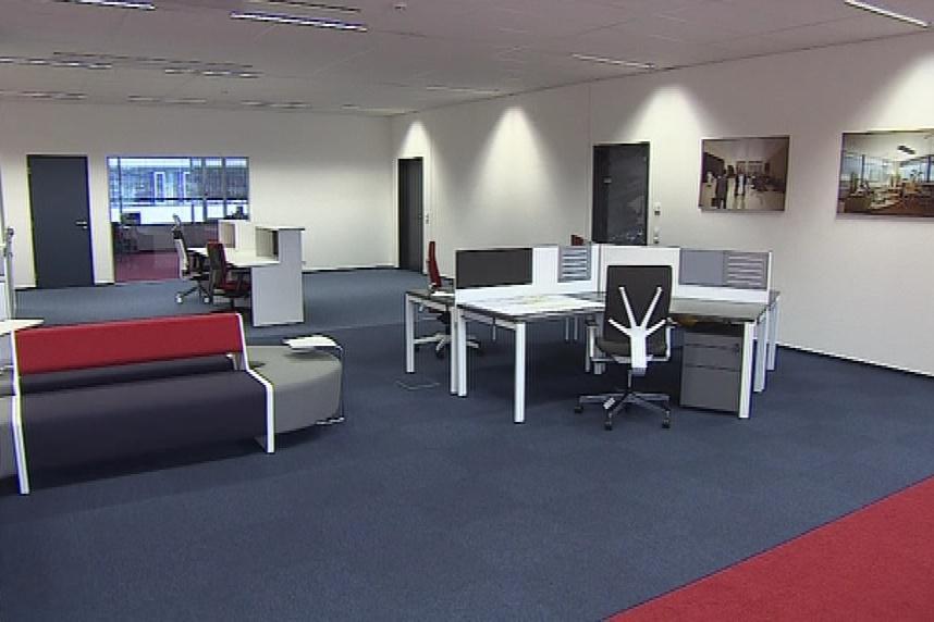 Nové moderní kanceláře