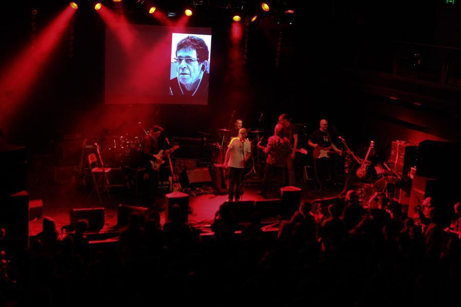 Vzpomínka na Václava Havla a Lou Reeda