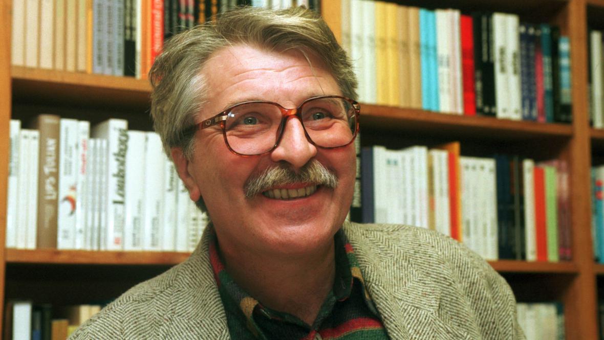 Antonín Brousek (na snímku z roku 1995)