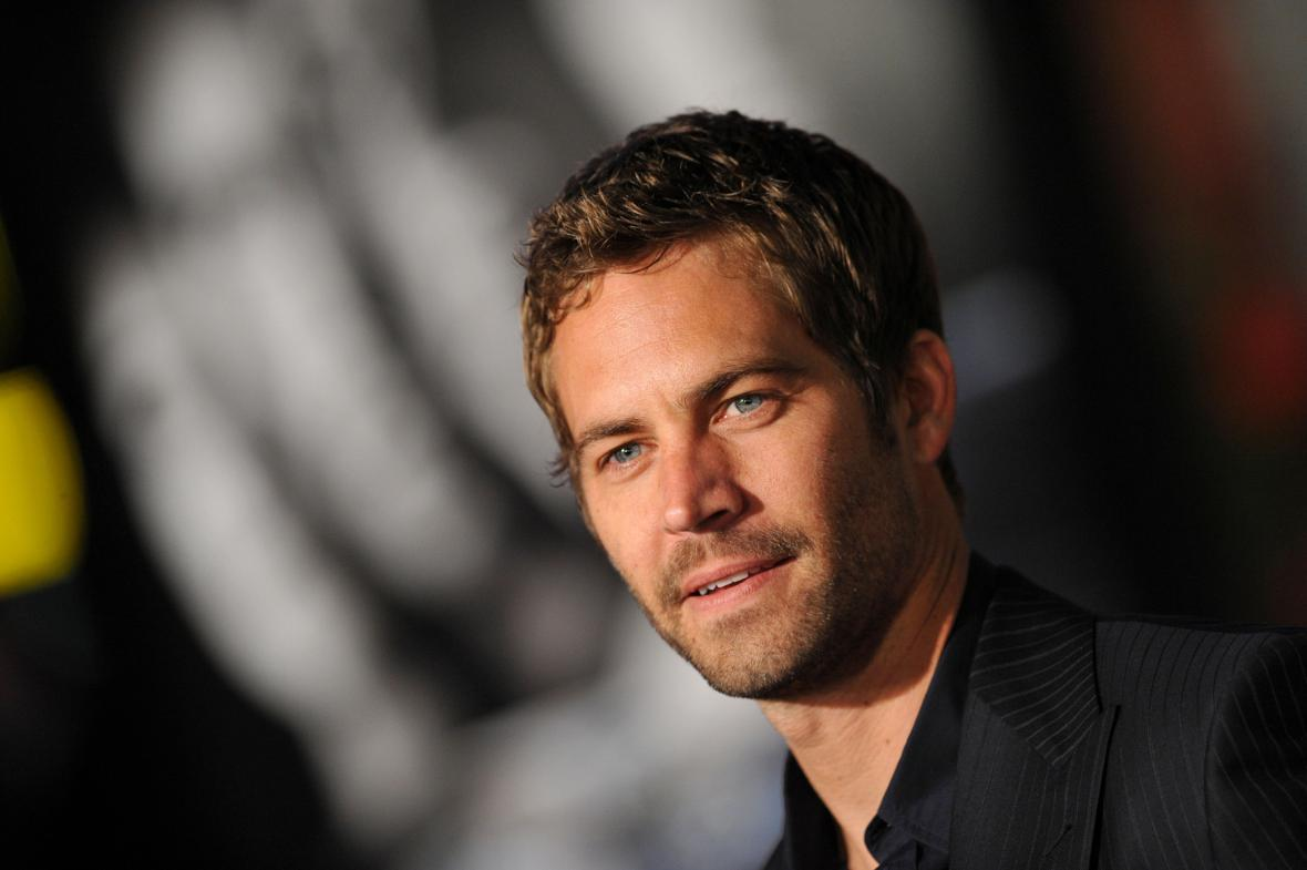 Herec Paul Walker