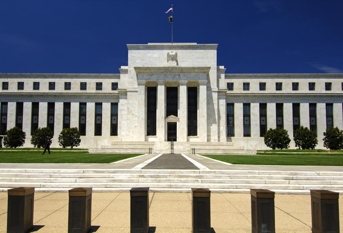 Budova Fedu ve Washingtonu