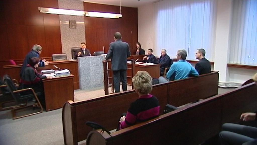 Lékař před soudem