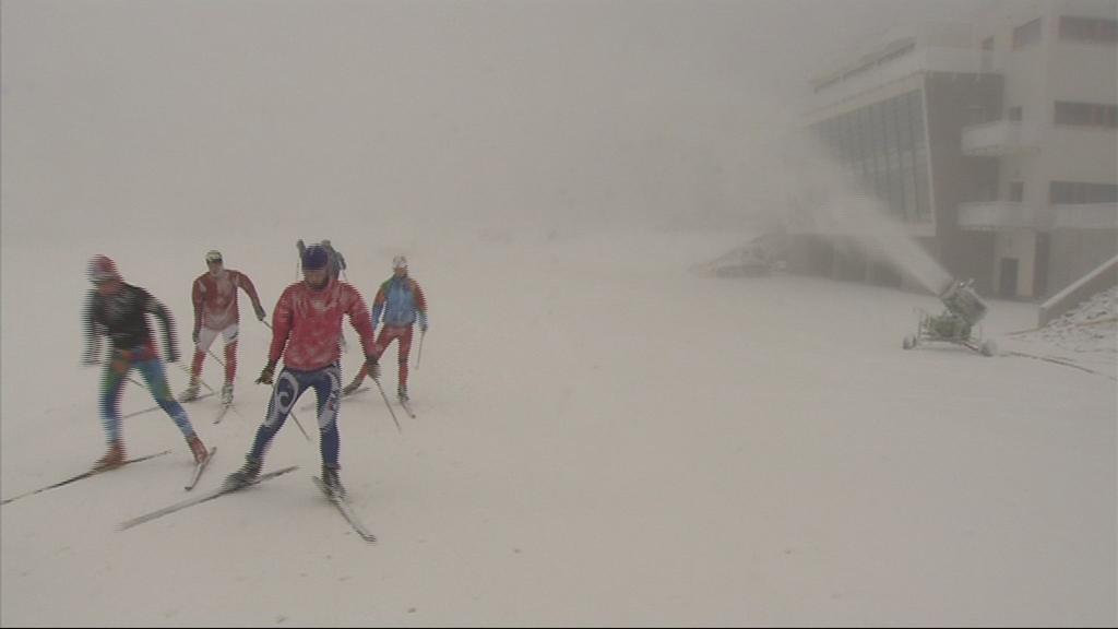 Světový pohár ve sprintu se ve Vysočina Areně poběží druhý lednový víkend