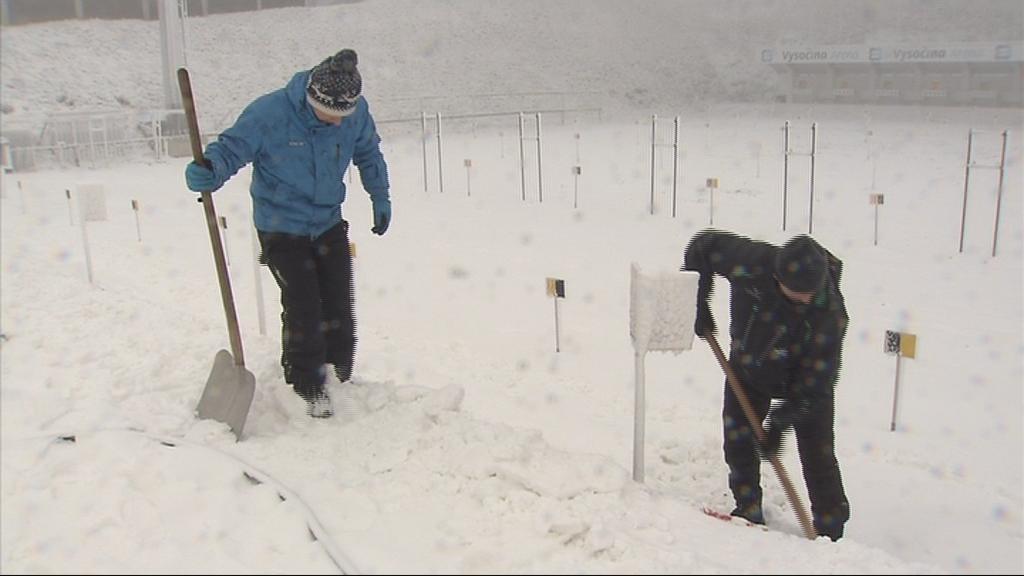 Pořadatelé se připravují na novou sezonu ve Vysočina Areně