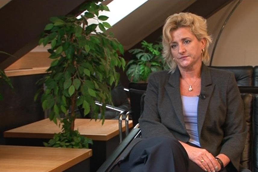 Bývalá starostka Brna-severu Sabina Tomíšková