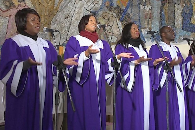 Sbor Tle Washington Gospel Singers