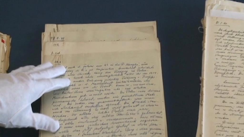 Rosenbergův deník