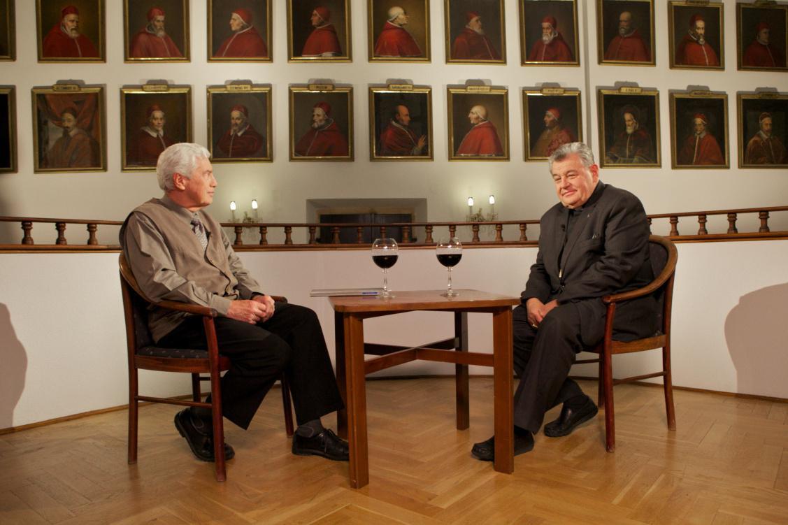 Společný výslech - Jiří Grygar a Dominik Duka