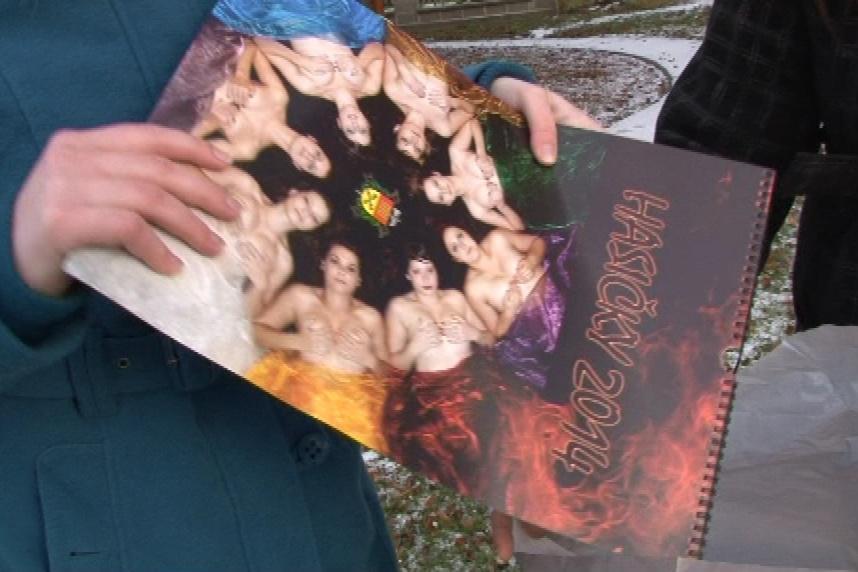 Kalendář dobrovolných hasiček