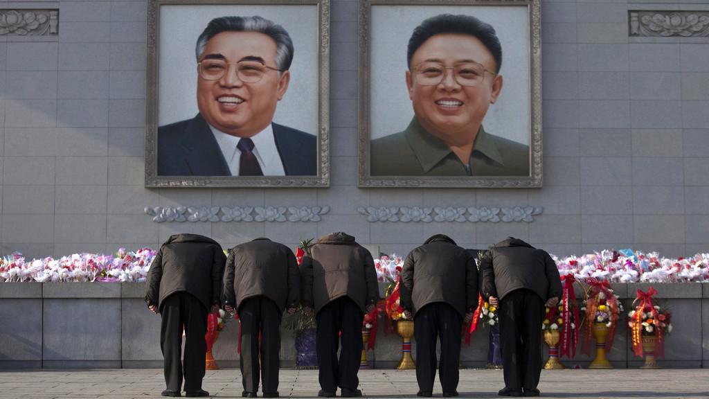 V KLDR se vzpomíná na Kim Čong-ila