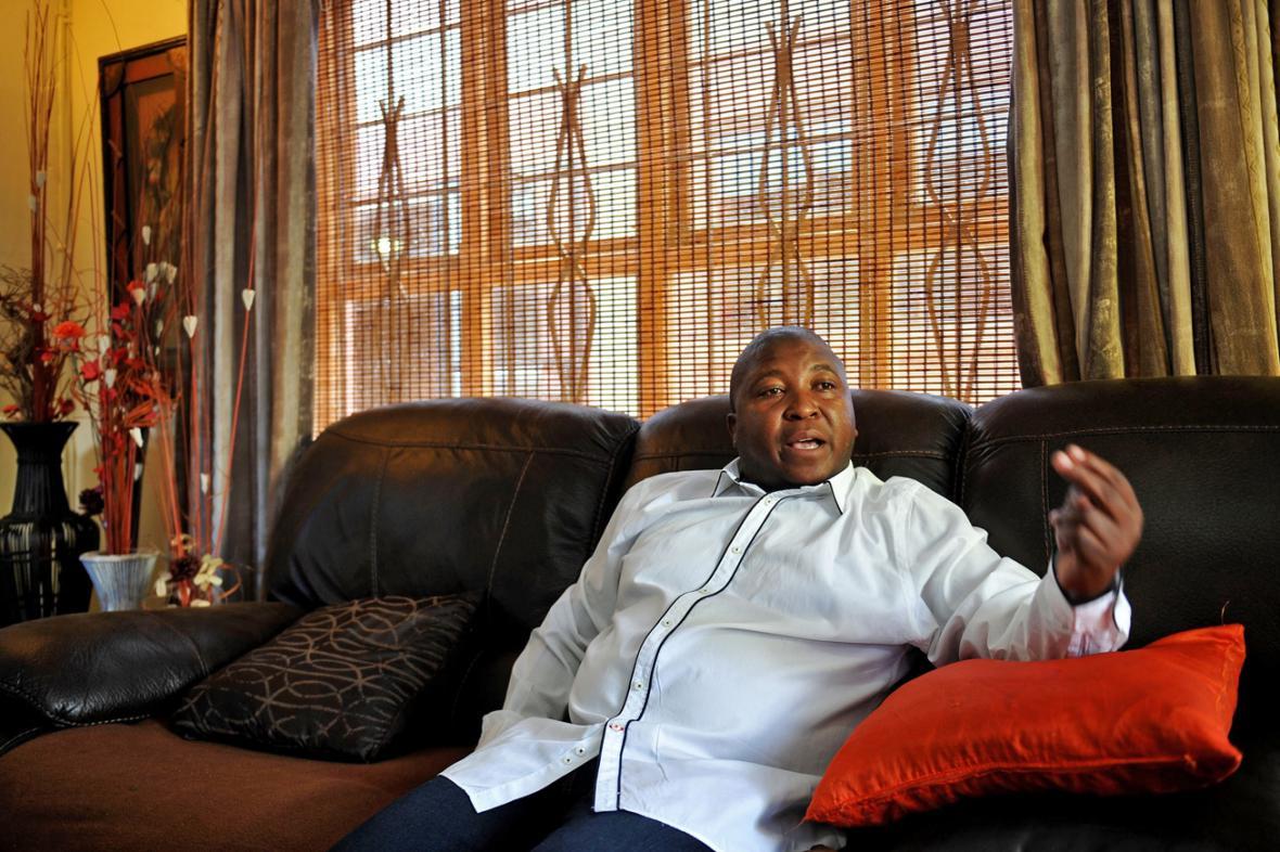 Thamsanqa Jantjie