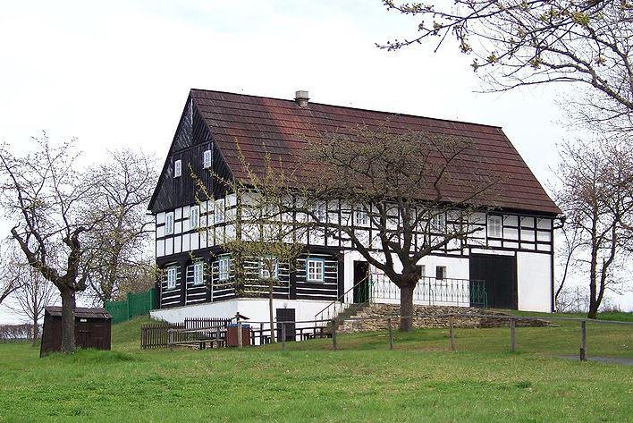 Podstávkový dům