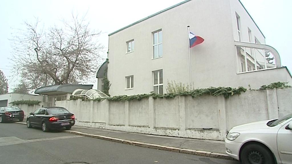 Rezidence českých velvyslanců v Bratislavě