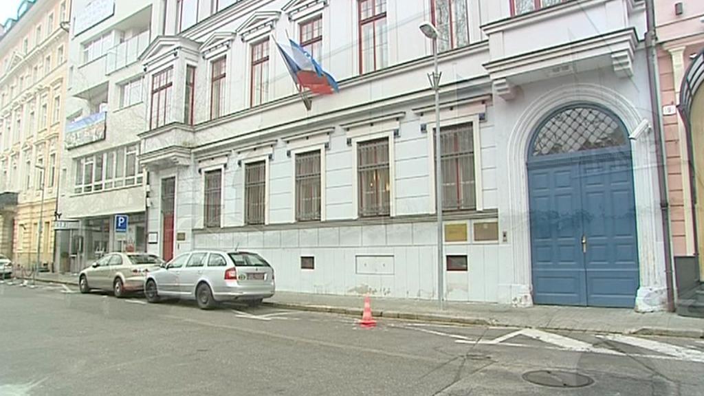 Česká ambasáda v Bratislavě