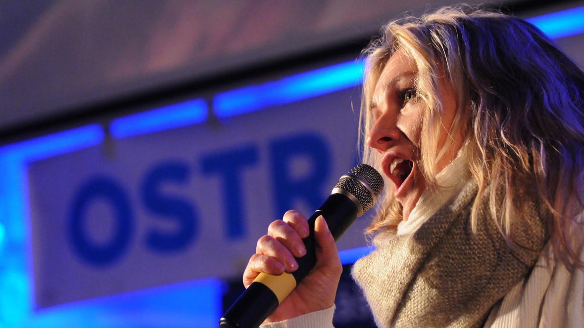 Ostrava zpívá gospel