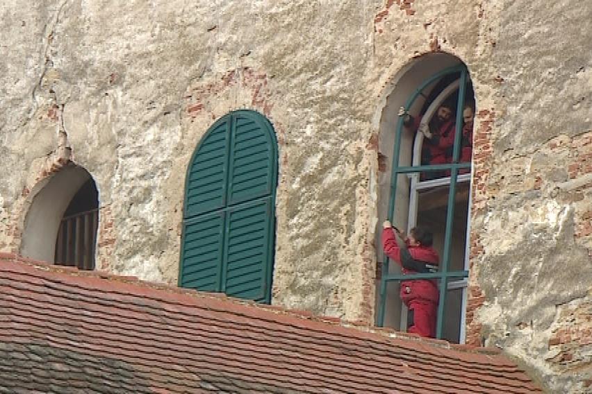 Uherčický zámek