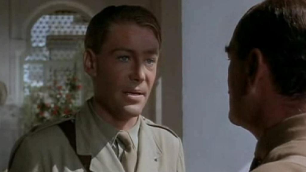 Irský herec Peter O'Toole