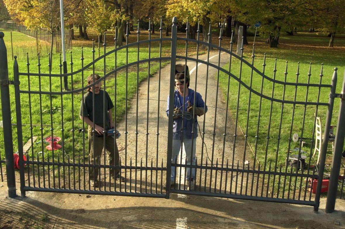 Obnova parku Michalov