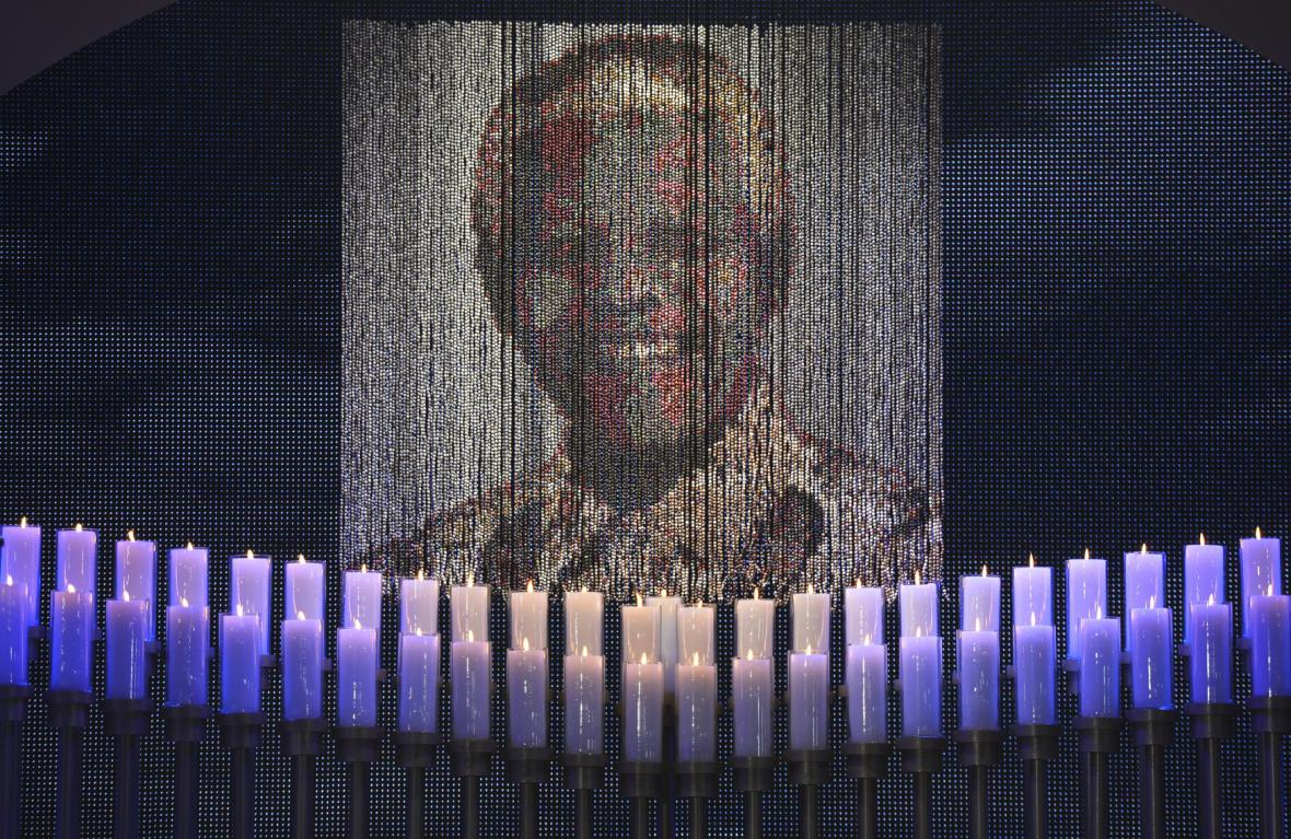 Pohřeb Nelsona Mandely v Qunu (15. 12. 2013)