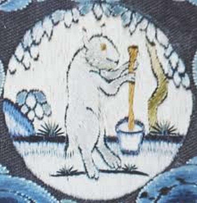 Vyobrazení měsíčního králíka
