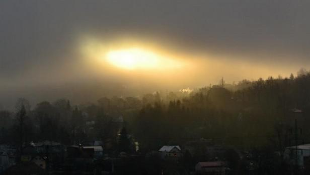 Mlha v Liberci