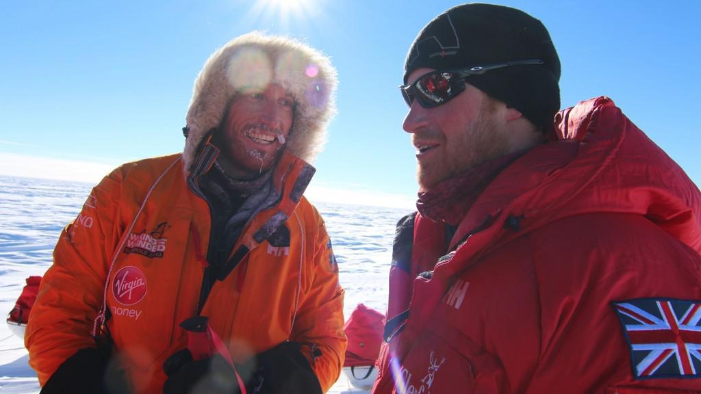 Harryho expedice na Jižní pól