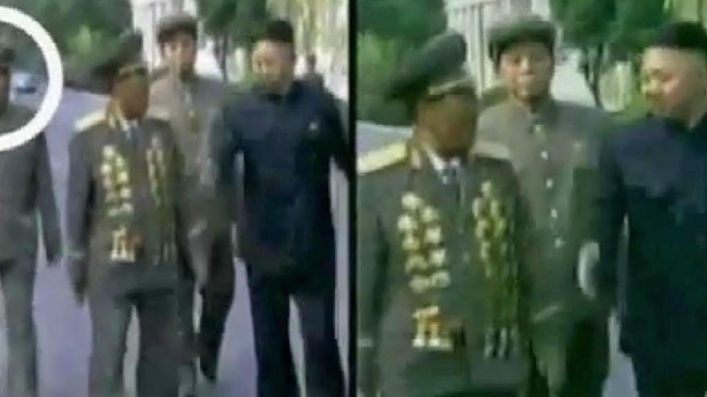 Kim Čong-un nechává odstranit Čang Song-tcheka ze společných snímků